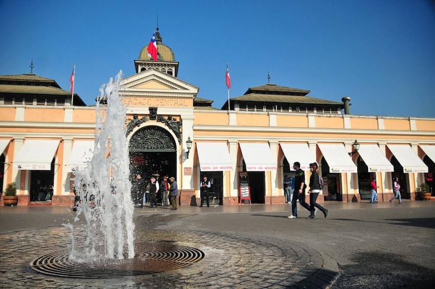 Show item 3 of 10. Private Half Day Santiago  City Tour