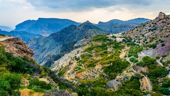Jebel Akhdar Overnight Excursion [ 3 Nights & 4 Days ]