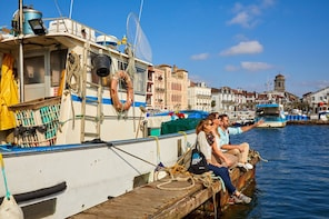Private Biarritz and French Basque coast tour, lunch incl.