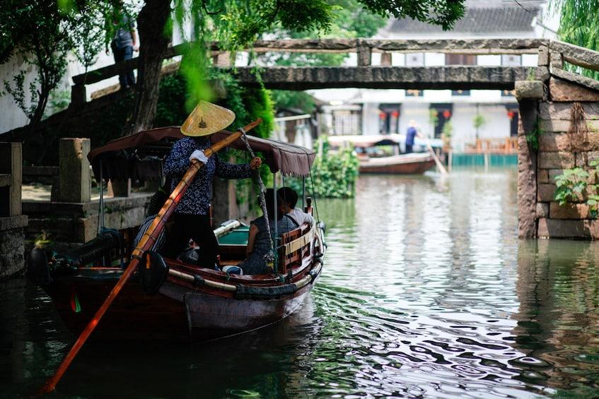 正在顯示第 9 張相片,共 9 張。 Suzhou & Zhouzhuang Water Village Full Day Coach Tour