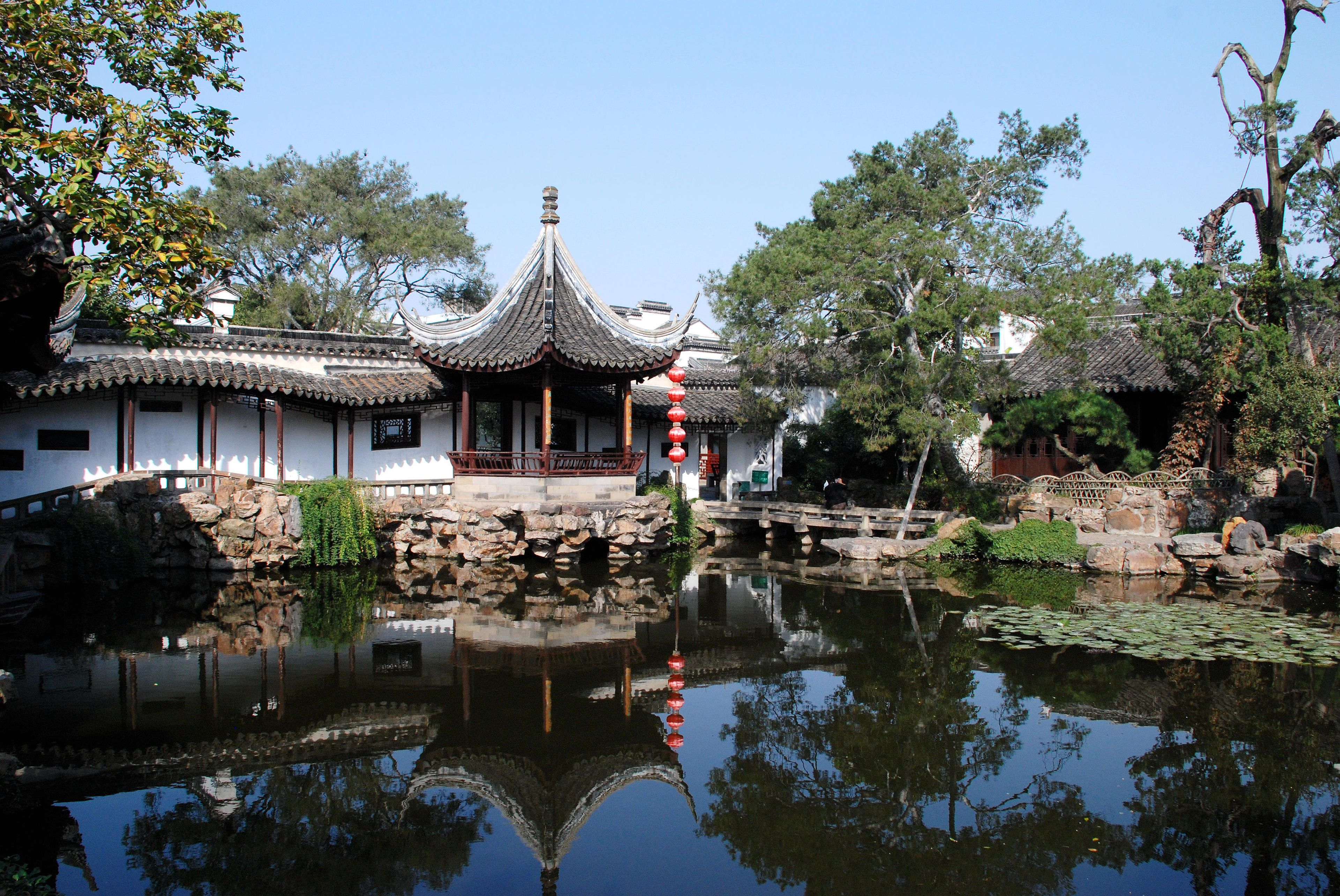 Suzhou & Zhouzhuang Water Village Full Day Coach Tour