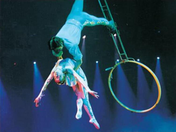 正在顯示第 10 張相片,共 10 張。 Chinese Acrobatics Show & Evening City Lights Coach Tour