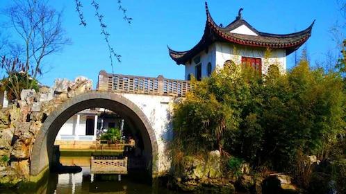 Day view of the Zhujiajiao Water Village