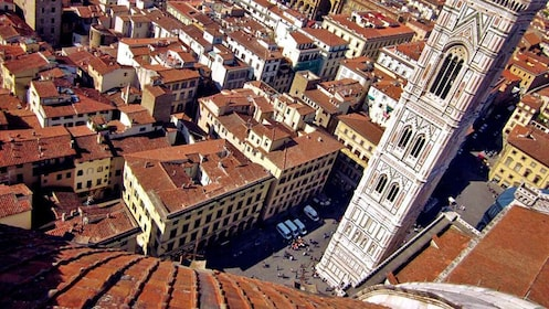 the city of Florence in Italy