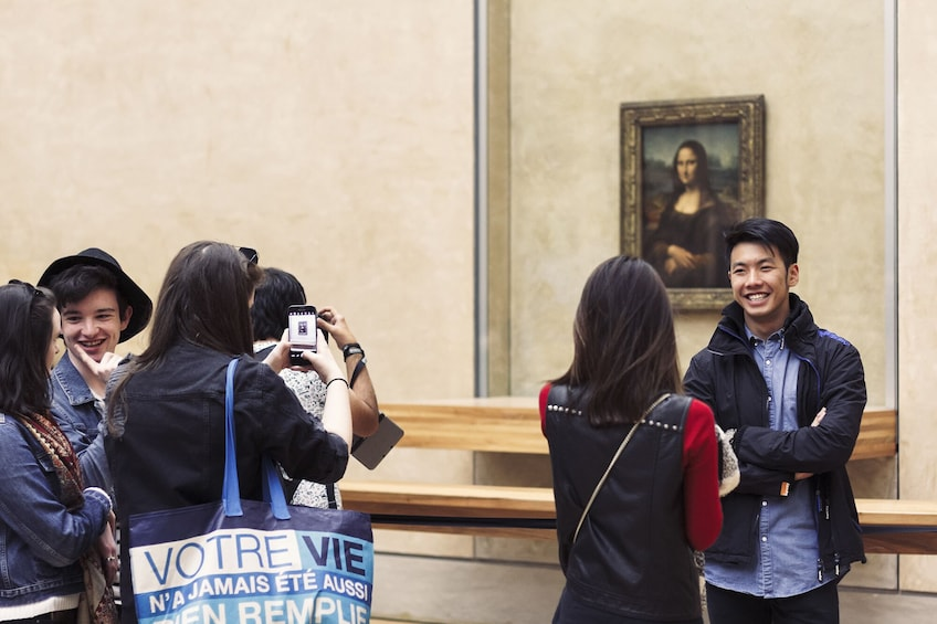 Show item 2 of 10. Tours from Home Live: The Highlights of the Louvre Museum