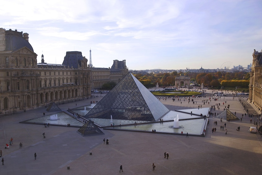 Show item 3 of 10. Tours from Home Live: The Highlights of the Louvre Museum