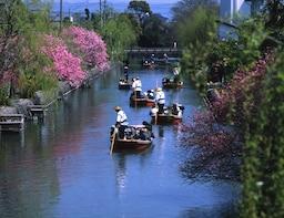Kyushu Dazaifu, Yufuin, Yanagawa boating (English tour)