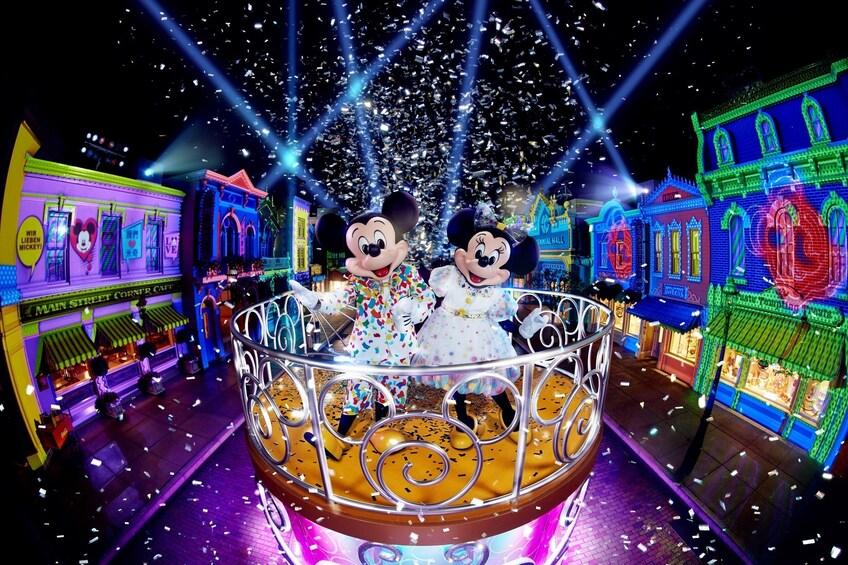 Show item 1 of 5. Hong Kong Disneyland Ticket