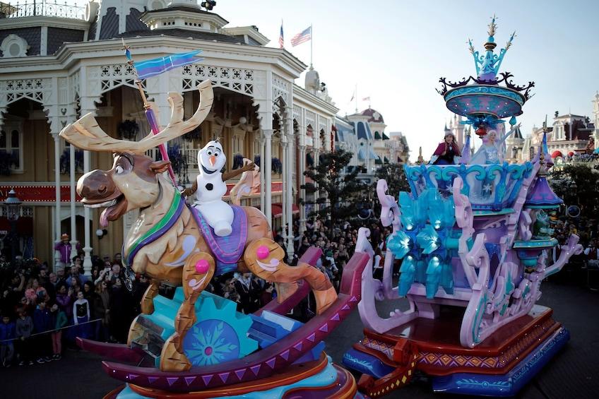 Show item 5 of 5. Hong Kong Disneyland Ticket