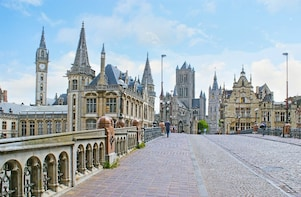 Private Tour - Experience Ghent from Brussels