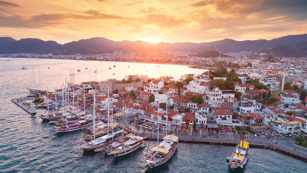 Show item 1 of 10. Private Marmaris city tour