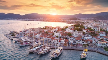 Turkish cultural experience on Marmaris private city tour