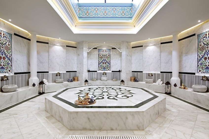 Show item 4 of 10. Experience a real Turkish Bath (Hamam) in Marmaris
