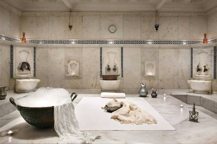 Show item 5 of 10. Experience a real Turkish Bath (Hamam) in Marmaris