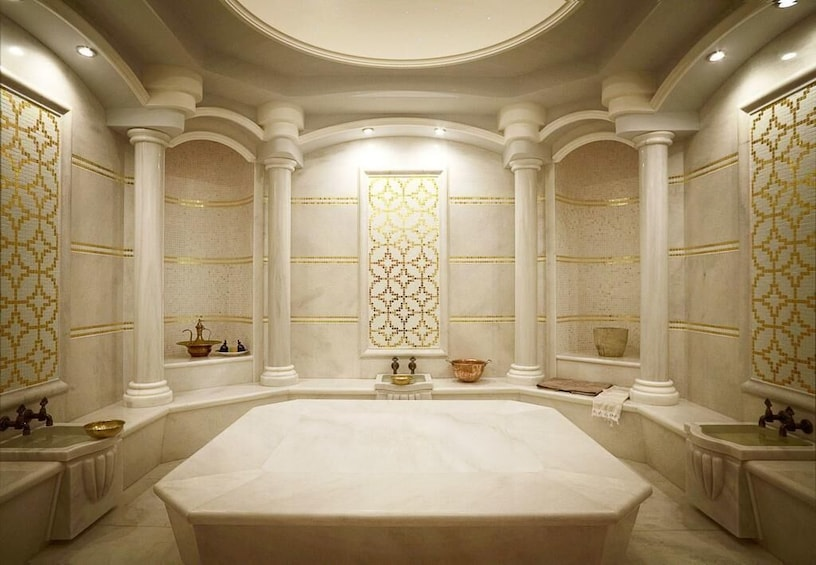 Show item 3 of 10. Experience a real Turkish Bath (Hamam) in Marmaris