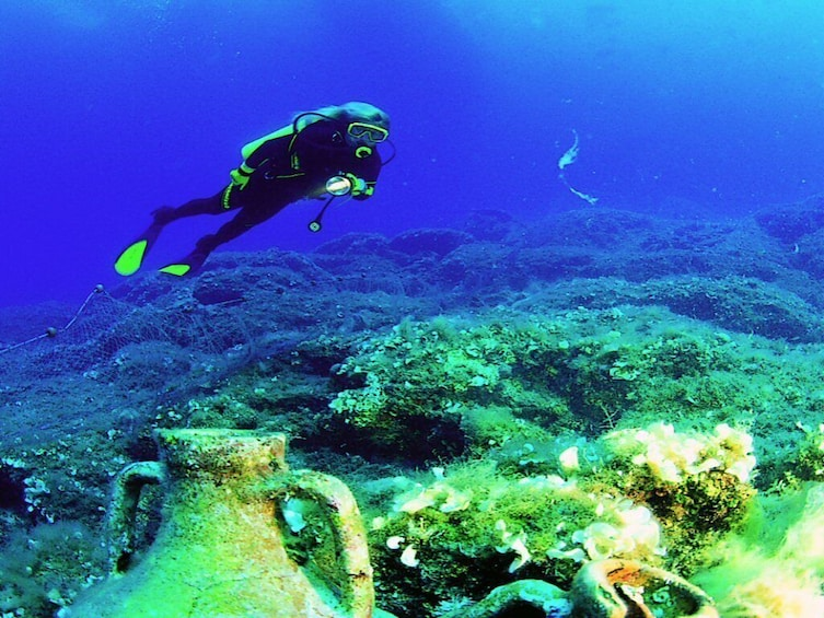 Show item 3 of 10. Join-in Tour: Marmaris Scuba Diving in crystal clear waters