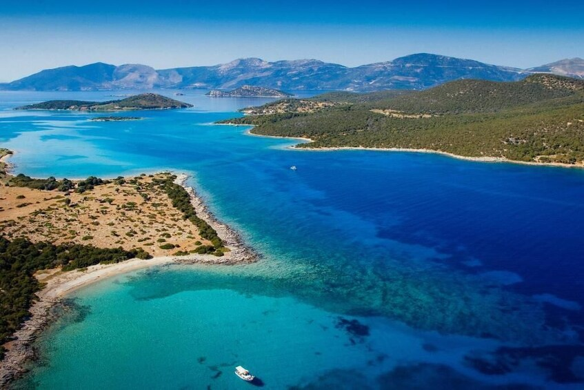 Show item 5 of 10. Join-in Tour: Marmaris Scuba Diving in crystal clear waters
