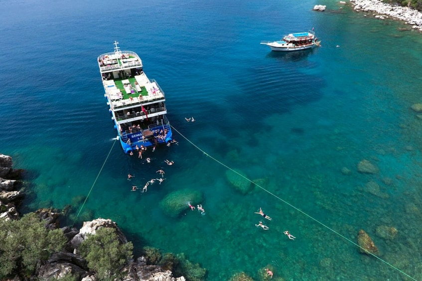 Show item 2 of 10. Join-in Tour: Marmaris Scuba Diving in crystal clear waters