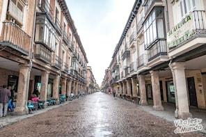 Excursion to Alcalá de Henares from Madrid