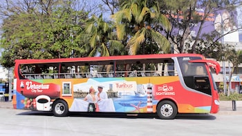 Turibus Hop-on Hop-off City Tour Veracruz