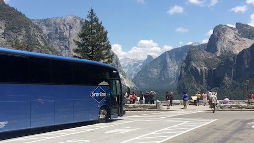 View of the Yosemite National Park Day Tour by Gray Line San Francisco