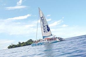 Catamaran Cruise with Beach Activities