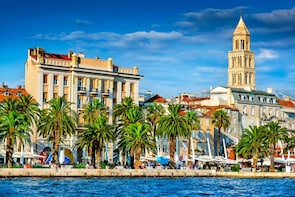 Private Split Old town Walking Tour by Grey Line Croatia