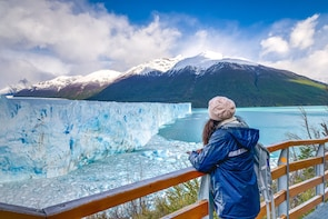 Perito Moreno with Glacier Cruise