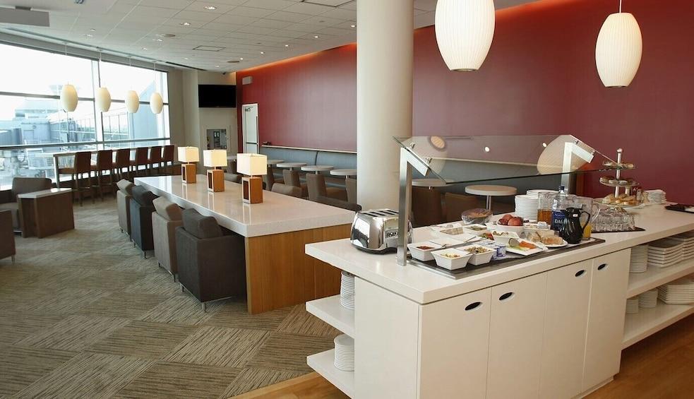 Show item 3 of 9. Plaza Premium Lounge at Toronto Pearson International Airport (YYZ)