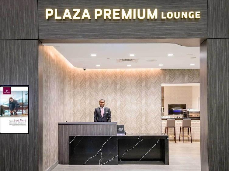 Show item 1 of 9. Plaza Premium Lounge at Toronto Pearson International Airport (YYZ)