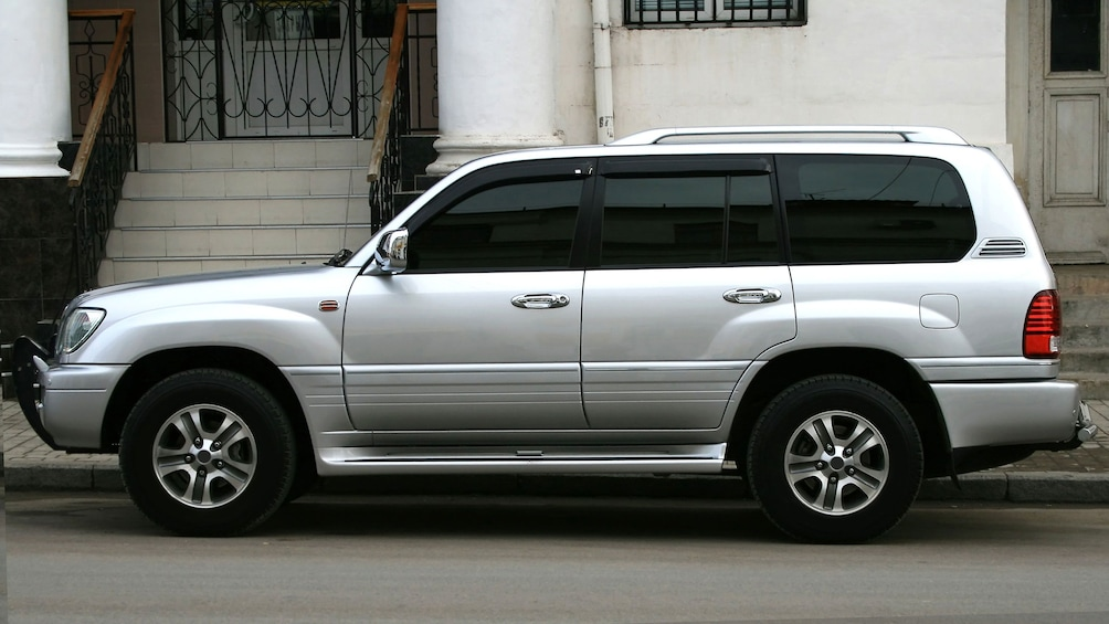 Show item 1 of 1. Private SUV: Aberdeen airport (ABZ)
