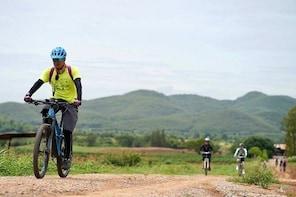 Chet Sao Noi Waterfall Full-Day Bike Tour