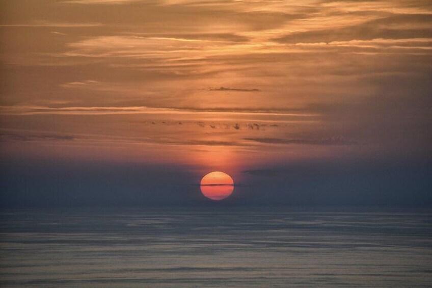 Sunset Trekking on Stromboli - Ashàra Volcanological Guides