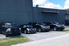 Baton Rouge Roundtrip Chauffeur Driven Airport Transfer