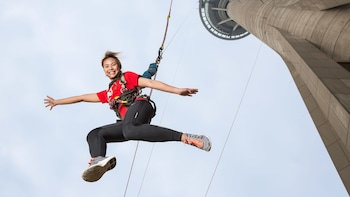 Skyjump with Optional Macau Tower Admission