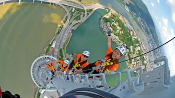 Tower Climb with Macau Tower Admission