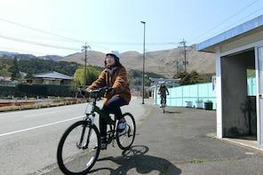 Full-Day Self-Guided Bike Tour in Beppu