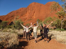 Half-Day Uluru Sunrise Tour