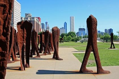 Rust Cast Iron Figures- Grant Park .jpg