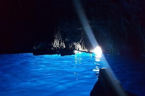 Blue Grotto Private tour from Praiano