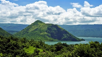 Tagaytay Ridge und Manila City Tour