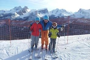 Ski & Snowboard Tour + Shuttle