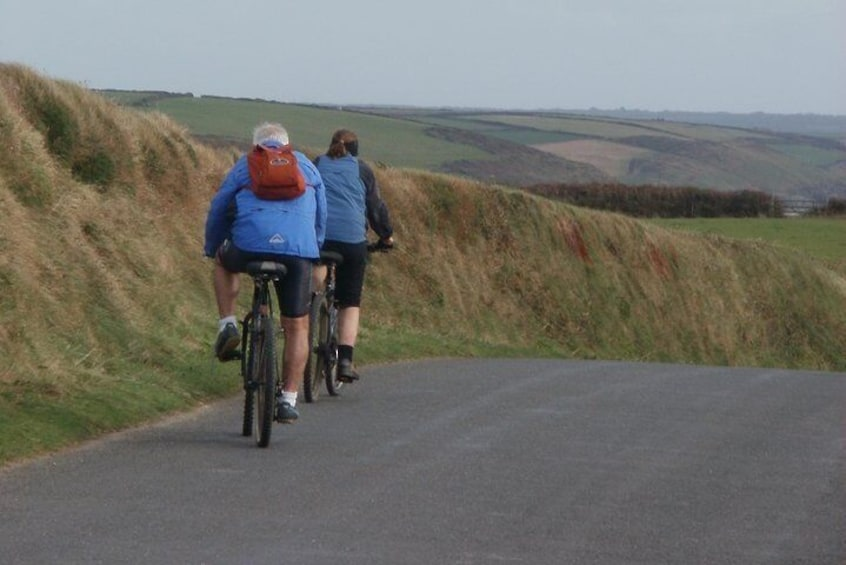6-Day Southwest Cornwall Cycling Tour