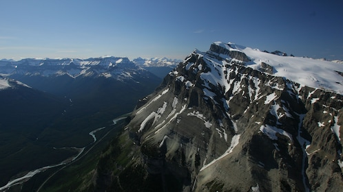 Mountain view in Banff Area
