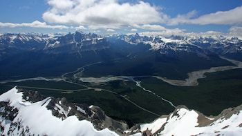 Epic Summit & Icefields Helicopter Tour