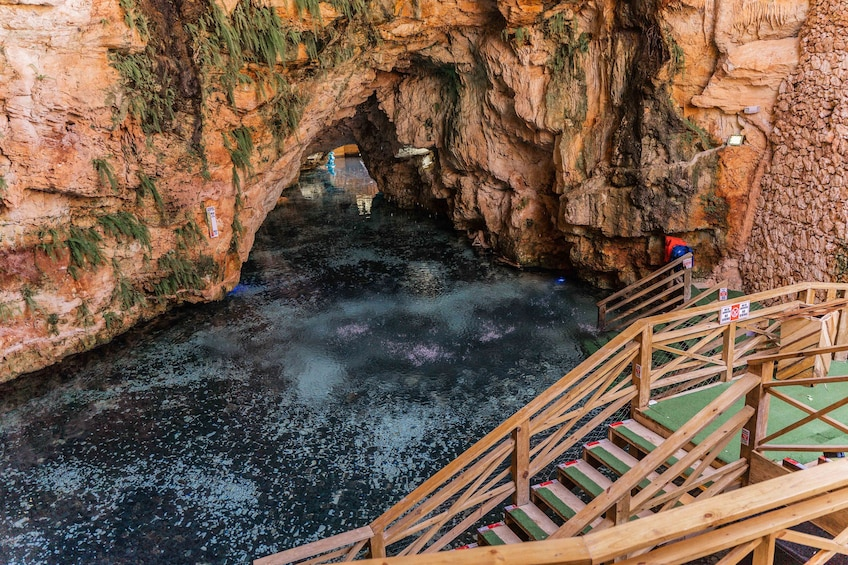 Foto 4 von 10 laden Off-Road Adventure in a Buggy & Cave Swim