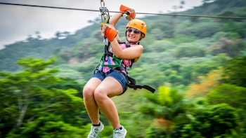 Jungle Zipline Adventure