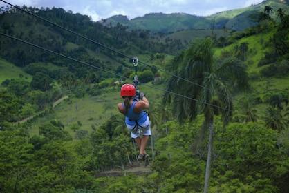 Jungle Zipline Adventure