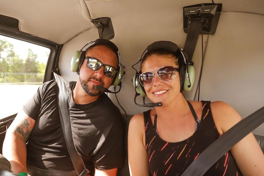 Carregar foto 3 de 10. Helicopter Flight - Sightseeing Tour
