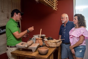 The Joy of Chocolate Tour at Discover Mexico Park